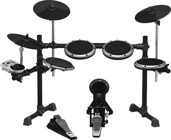 behringer xd8usb electronic drum set review