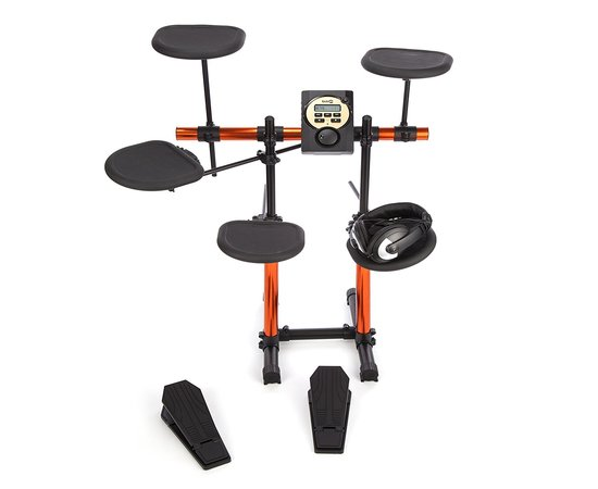 rockjam rdb205 best electronic drums for beginners