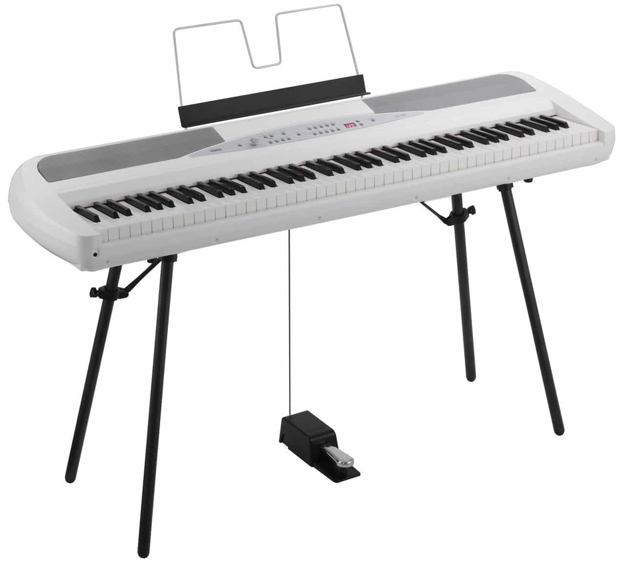 korg sp280wh digital piano