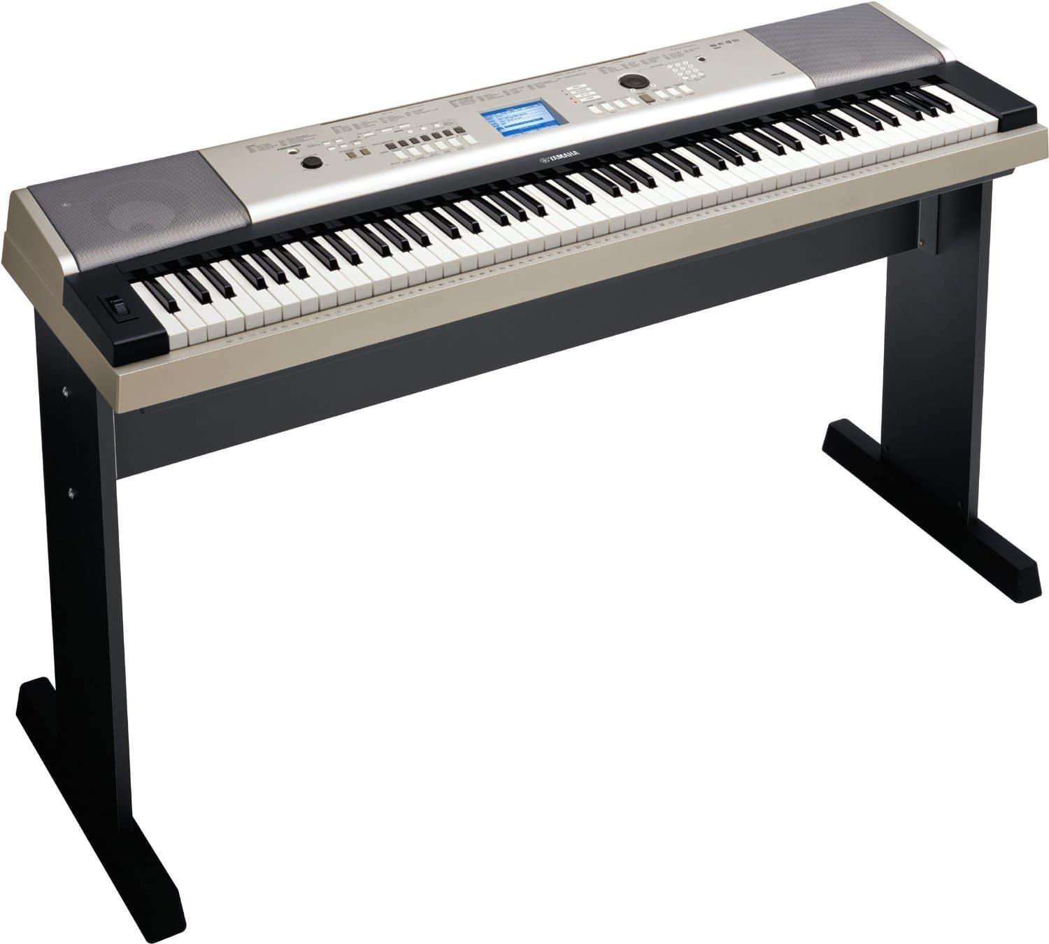 yamaha ypg535 88key portable grand digital piano